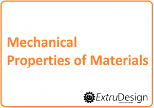 Material properties | Mechanical properties of materials