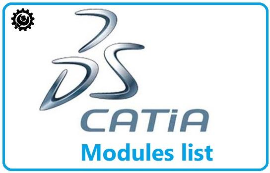 Catia v5 modules list extrudesign sciox Images