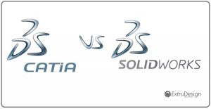 CATIA vs SOLIDWORKS Comparison