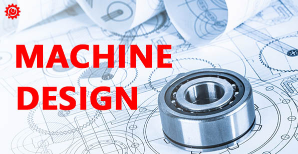 Machine Design - cover