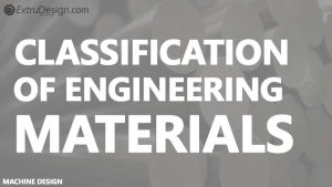 Classification of Materials | Engineering Material Classification