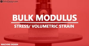 What is Bulk modulus? |  Bulk Modulus Vs Young's Modulus Vs Rigidity Modulus