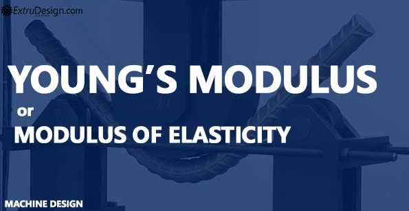 Young's Modulus or Modulus of Elasticity