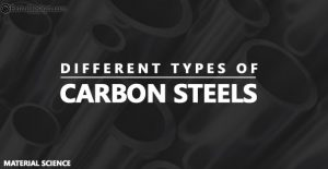 What are the different Carbon Steels and their Properties?
