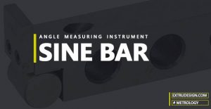 Sine Bar – Construction, Working Principle, Uses and Formula