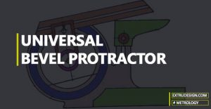 What is the Universal Bevel Protractor?
