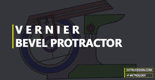 Vernier Bevel Protractor