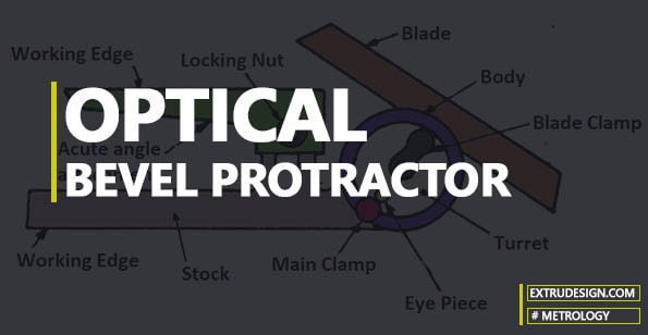 Optical Bevel Protractor