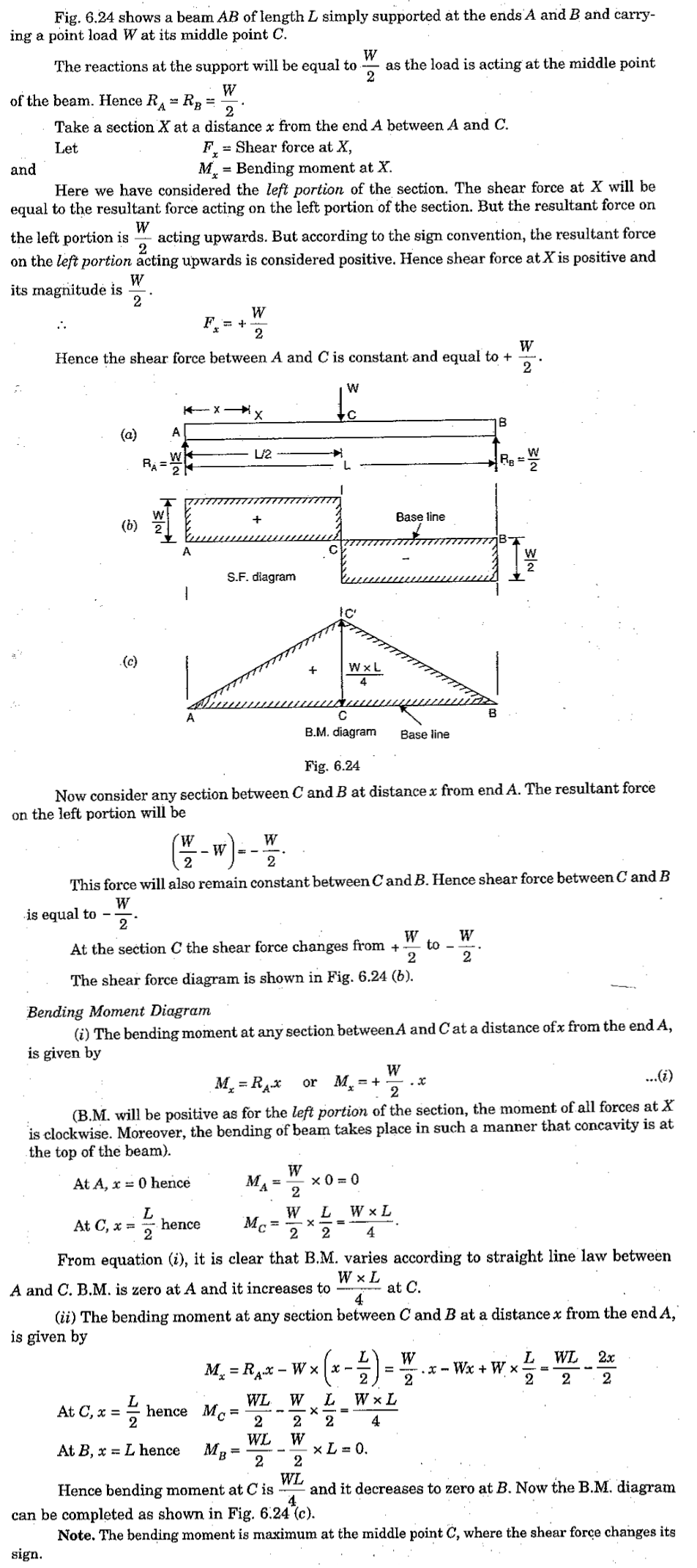 Fabulous Shear Force And Bending Moment Diagram For Simply Supported Beam Wiring Cloud Brecesaoduqqnet