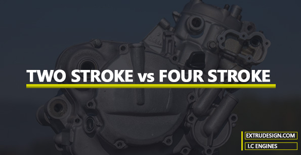 2 Stroke vs 4 Stroke Engine