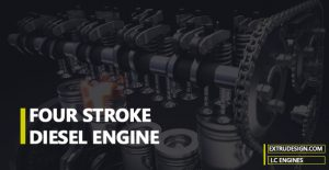 What is a 4 stroke Diesel engine?