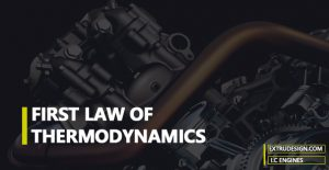 What is the first law of Thermodynamics?