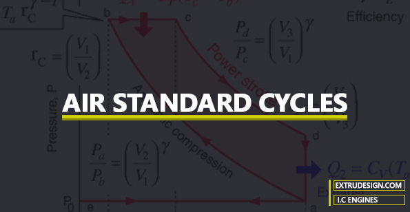 Air Standard cycle assumptions