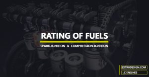 Rating of Fuels for SI Engines and CI Engines