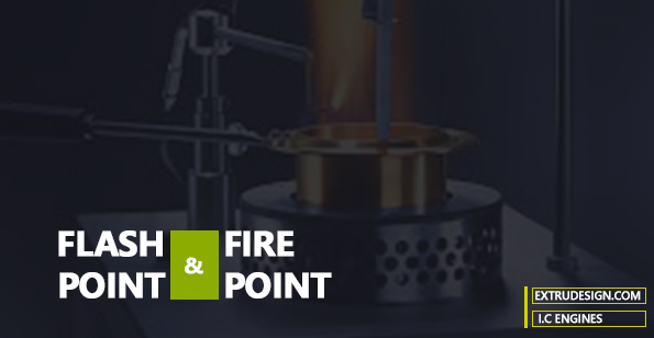 Flash Point and Fire point