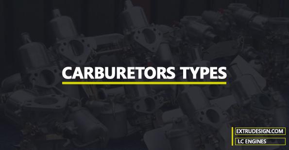 different types of Carburetors