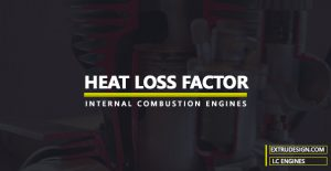 What is Heat Loss Factor in Actual Cycles?