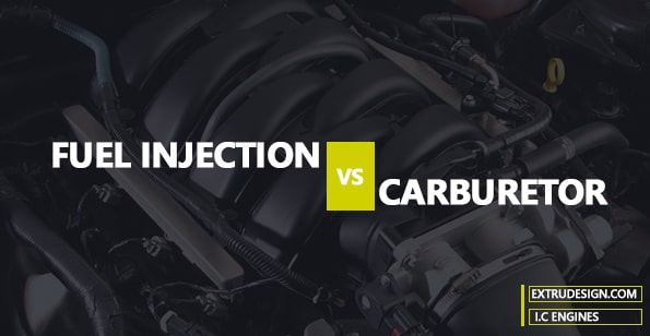functional difference between Fuel Injection and Carburetor