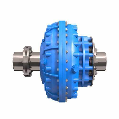 Flexible coupling types:  Fluid Couplings