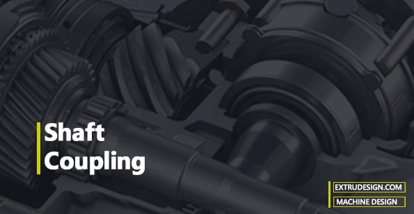 What is Shaft coupling?