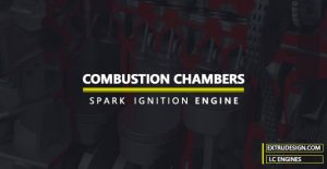 Different types of combustion chambers for SI Engines
