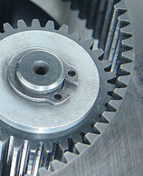 Internal gearing