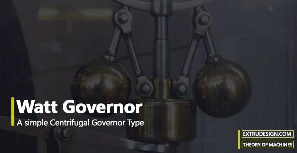 Watt Governor