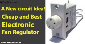 Cheap and Best Electronic Fan Regulator