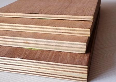 Composite material plywood
