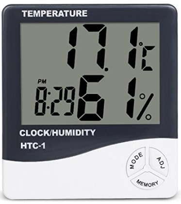 Figure 6: Temperature and Humidity sensor