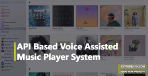 API Based Voice Assisted Music Player System