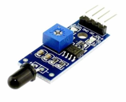 Fig 5 Fire Sensor