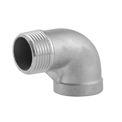 90 degree elbow reducer pipe bend for piping system
